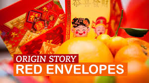 lunar new year envelopes why envelopes are given lunar new years littlearttalks