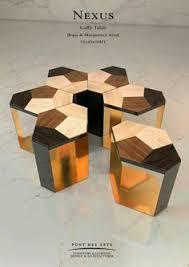 Popigai Coffee Table Designer Monzer Hammoud Pont Des Arts - Designer center table