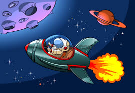 kids spaceship wallpaper wall mural wallsauce usa kids spaceship wall mural photo wallpaper