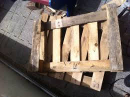 gartenmöbel selber bauen lehnstuhl gartenliege aus paletten 1