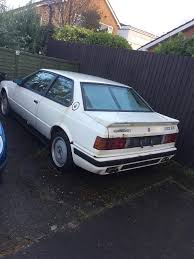 maserati biturbo interior maserati biturbo breaking in blackpool lancashire gumtree