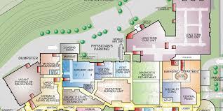 emergency room floor plan west park hospital