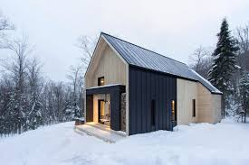 scandinavian inspiration in the canadian woods alpine modern