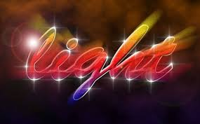 Photoshop Light Effects Light Text Effect Photoshop Tutorial Youtube