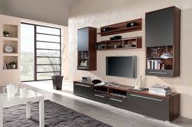 living room minimalist design white cabinet books decor glass