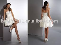 white casual wedding dresses bridal gowns details 2011 white casual wedding