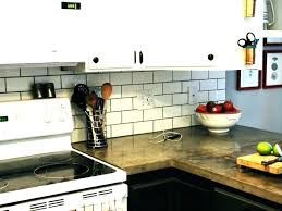 Easy Backsplash Ideas For Kitchen Cheap And Easy Backsplash Ideas Joze Co