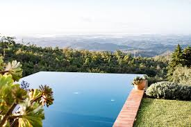 Mountain Lake Pool Design by Swimming Pools Designs Types And Styles