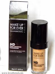 make up for ever hd foundation n 153 golden honey review love