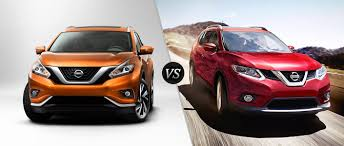 nissan murano resale value nissan murano vs 2016 nissan rogue