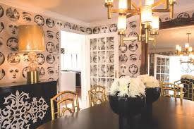 playful wallpaper and hollywood glam western living magazine