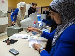 constitution d un bureau de vote en belgique les ambitions du parti islam suscitent l inquiétude