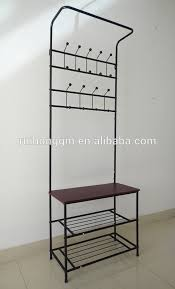 cabinet for shoes and coats cushion bench metal foyer hall tree entryway hat shoe storage coat
