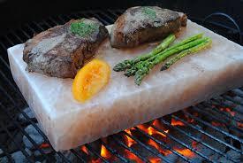 amazon com himalayan all natural crystal salt cooking tile 10