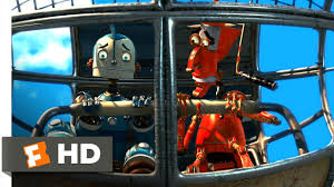 movie town robots 1 3 movie clip the cross town express 2005 hd youtube