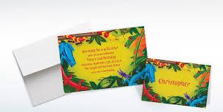 custom bugs u0026 reptiles invitations u0026 thank you notes party city