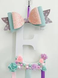 hair tie holder best 25 hair bow hanger ideas on hair bow holders