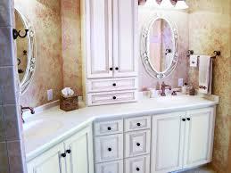 bathroom vanity wonderful white painted wood mirror medicine