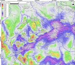 East Germany Map by Remote Sensing Free Full Text Dem Based Analysis Of