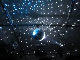 led disco ball light white color 30pcs lot 5w cree led pin spot light mirror disco ball