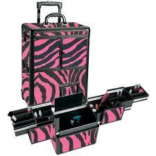 makeup artist equipment professional rolling makeup cosmetic box artist storage