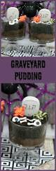 graveyard pudding for your halloween party with bff easy recipes