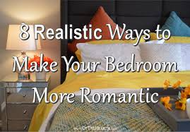 make your bedroom 8 realistic ways to make your bedroom more romantic png
