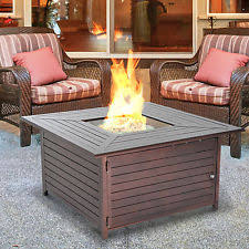 How To Make A Propane Fire Pit by Fire Pit Table Ebay
