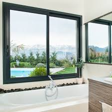 beautiful strong slim line aluminium windows duration a rated
