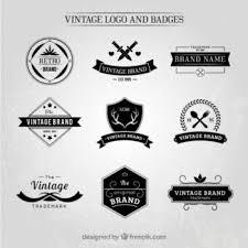 design a vintage logo free vintage logo design free download page 2 of 5 pikoff