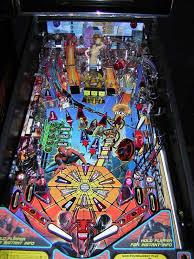 Best Zen Pinball Tables The Best Pinball Machines Marvel Edition
