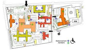 centre hospitalier sud seine et marne plans d u0027accès de nos sites