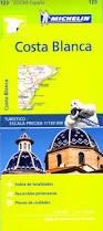 Benidorm Spain Map by 123 Costa Blanca Zoom Map Michelin Spain Michelin Zoom Maps