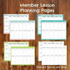 2017 weekly lesson planning calendar free printable member