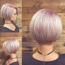 Bob Frisuren Graue Haare by 13 Trendy Kurzhaarschnitte Mit Subtilen Farbakzenten Welche Farbe