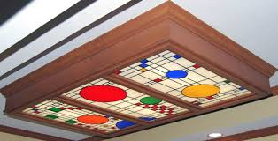 skylight design skylight abstract leaded stained glass windows custom glass design