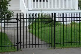 ameristar ornamental iron fence gallery