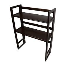 56 off container store container store folding bookshelf storage