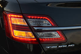 2010 ford taurus aftermarket tail lights 2013 ford taurus limited 6th gear motor reviews