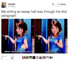 Memes About Writing Papers - 19 times the internet hilariously summed up essay writing