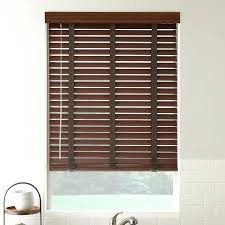 1 5 Inch Faux Wood Blinds Window Blinds Wood Window Blinds Pearl White Cordless Room