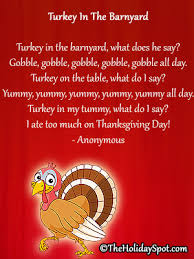 How Do You Say Thanksgiving Day In Thanksgiving Poems And Poetry