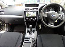 Subaru Xv Crosstrek Interior Subaru Impreza Wikipedia