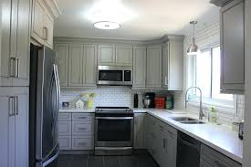 grey cabinets kitchen painted painted gray kitchen cabinets beautiful tourism