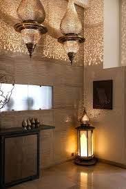 table lamp simple ideas for bohemian style home decor lighting