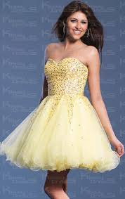 tulle princess beading crystal a line short mini prom dress for