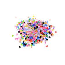 500pcs bag mini hama beads perler beads craft pegboard activity