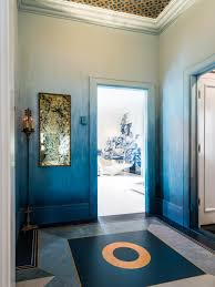 Teal And Gold Bedroom by Rooms Viewer Hgtv