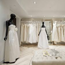 bridal shop inside the j crew bridal boutique