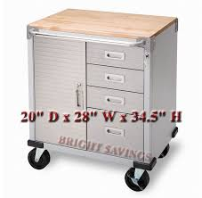rolling tool storage cabinets new stainless steel 4 drawer rolling tool chest box toolbox cabinet